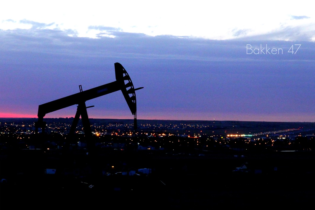 Bakken, Crude Oil, North Dakota